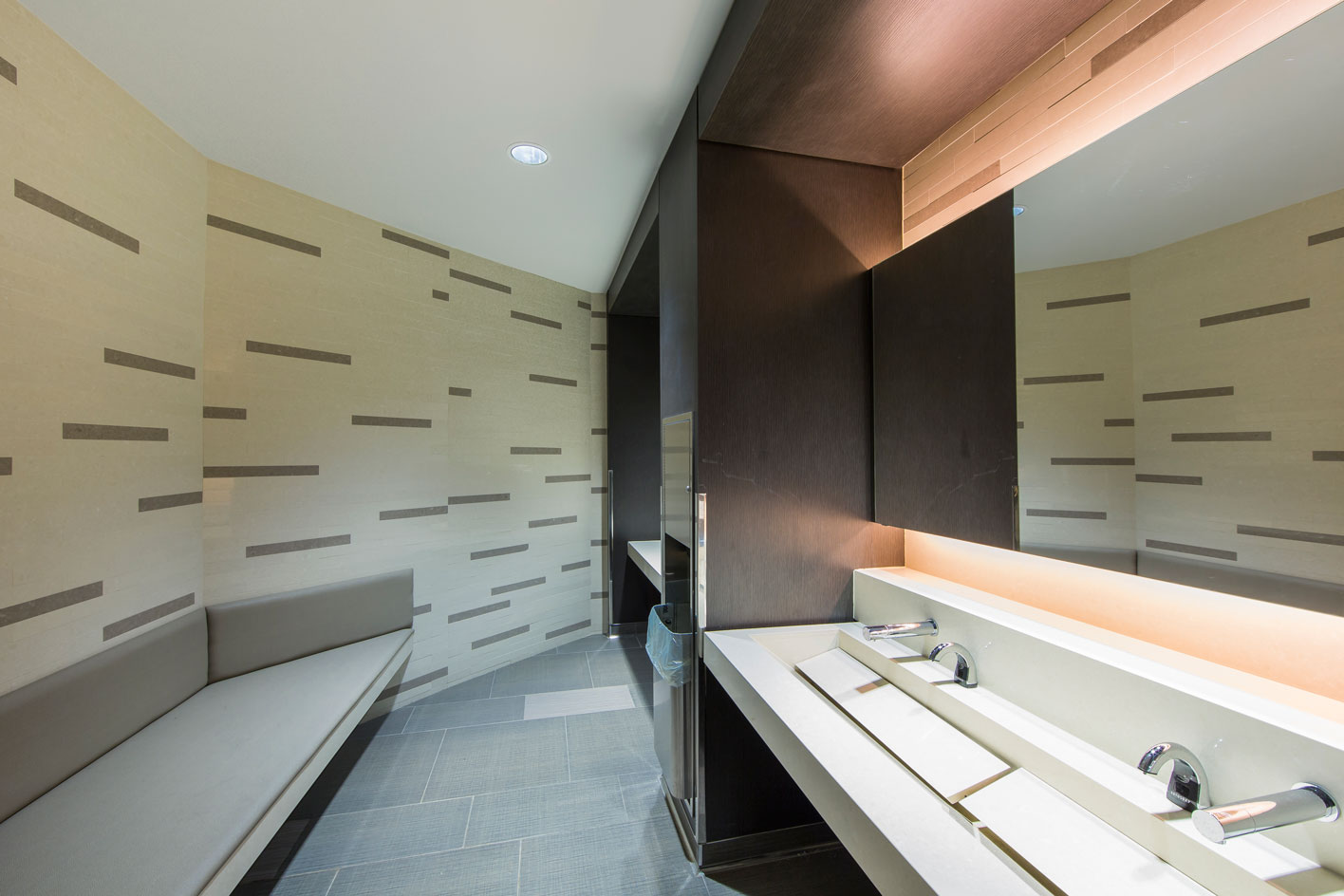Direct Energy Centre Washrooms Retrofit